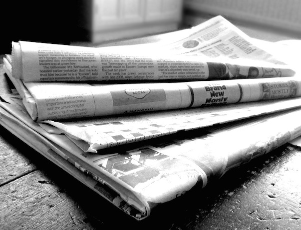 Newspaper thrives in familiar territory