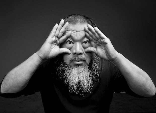 Today, the Andy Warhol/Ai Weiwei exhibition will kick off at..