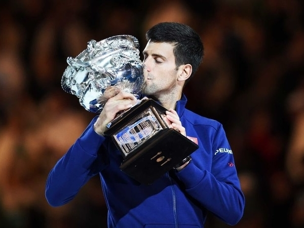 Fresh off his record-equalling sixth Australian Open title,..