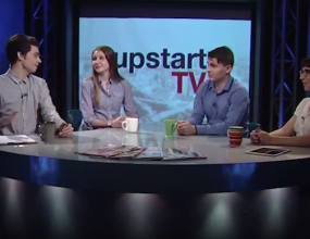 upstart TV – Pushing the boundaries