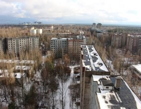 Ukraine is looking to turn land around Chernobyl into a solar..