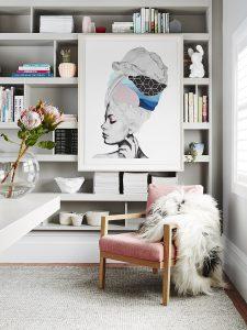 Miss SoHo artwork by Brent Rosenberg