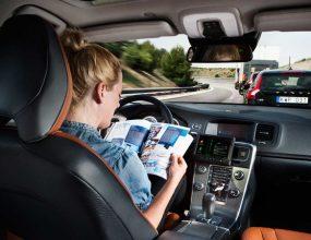 Autonomous vehicle technology represents convenience and..