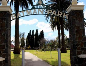 John Batman's name has titled a Northcote park for over..