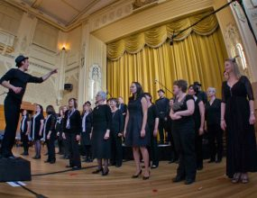 ARCappella Community Choir is your real life Pitch Perfect...