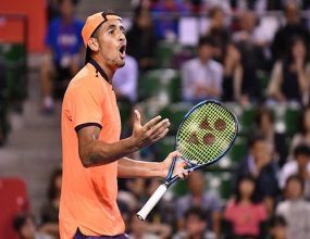 Break Point – The Curious Case of Kyrgios