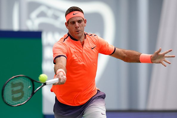 Break Point - Del Potro's Stockholm Open Win