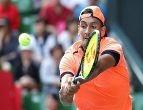 Break Point – Kyrgios wins Japan Open