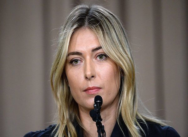 Break Point – Sharapova's Ban Reduced