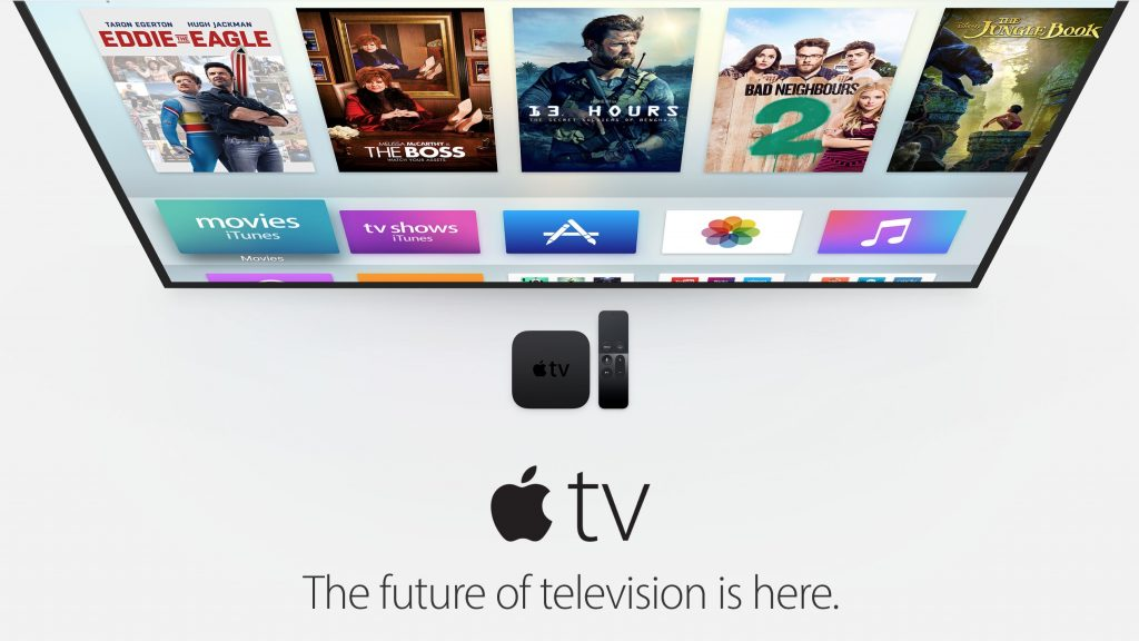 Apple TV is one of many devices bringing streaming services together