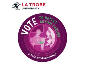 Vote for La Trobe University's Autism Detection App