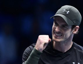 Break Point – Murray's ATP Win