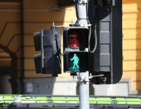 Equality for pedestrian lights in Melbourne
