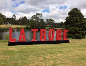 La Trobe University turns 50