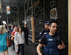 Flinders Street Station declared safe