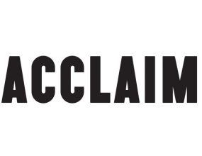 Editorial internship at Acclaim Magazine