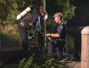 Two men drown in Melbourne lake