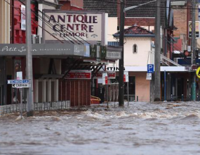 Lives feared lost in floods