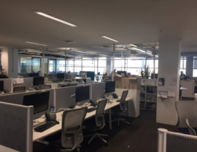 Fairfax newsrooms empty following journalist strike