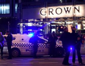 Shots fired near Crown Casino