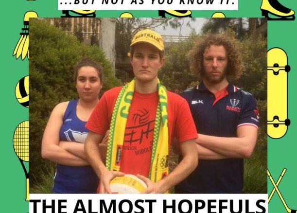 The Almost Hopefuls: Games, Guts and Glory