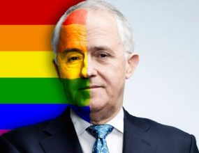 Same sex marriage facing plebiscite vote