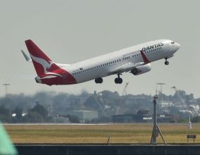 Qantas has announced that within the next five years they..