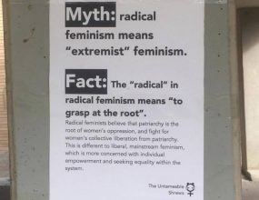 Radical posters sweep La Trobe University