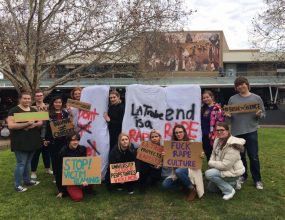La Trobe responds to sexual harassment