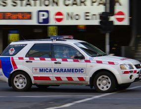 Eight-year-old Melbourne girl dies from flu