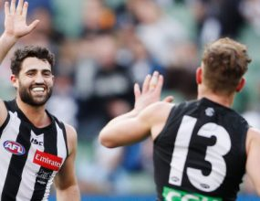 Alex Fasolo opens up about depression