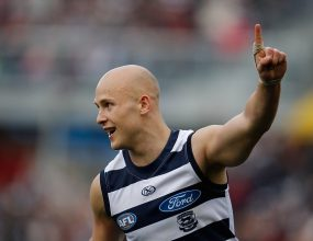 Ablett releases statement following trade