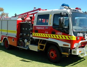 Fire takes hold of Heidelberg preschool