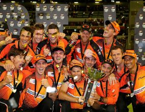 Ashes and BBL compete for fans over summer.