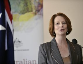 Gillard letter set to swing voters in Batman