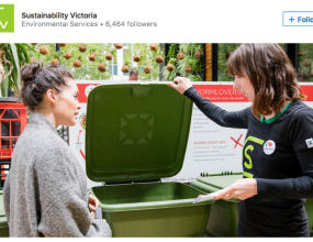 Sustainability Victoria seeking content producer