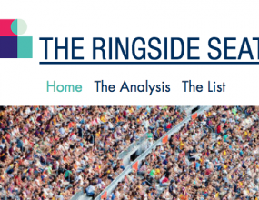 The Ringside Seat is looking for sports writers