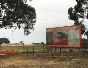 University sports park aiming for community use