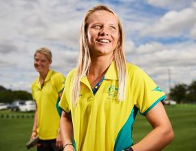 Madi Ratcliffe isn't your average Hockeyroo.
