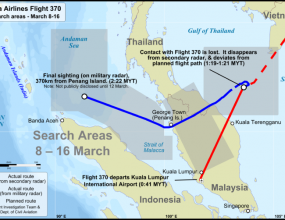 The search for Malaysian Airlines Flight MH370 set to end next Tuesday
