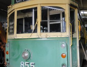 Historic trams to be auctioned