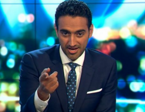 Waleed Aly denies advising AFL on rule changes