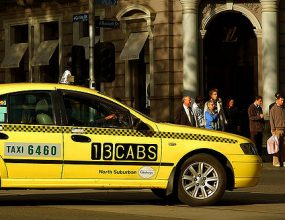 Victorian taxi drivers to charge vomit fee