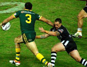 Greg Inglis' Australian captaincy in doubt