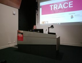 Rachael Brown talks about Trace