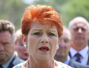 Hanson's 'okay to be white' motion blocked