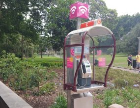 City of Melbourne blocks giant payphone proposal