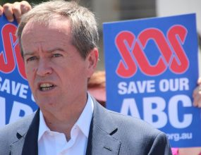 Shorten uncapping university and ABC funding in budget reply