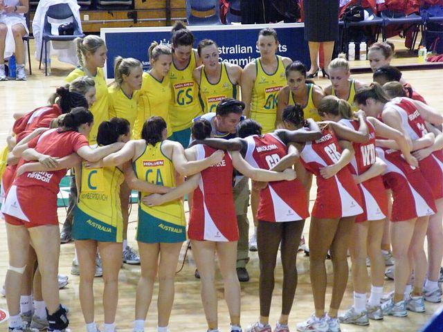 Diamonds selected for Netball World Cup