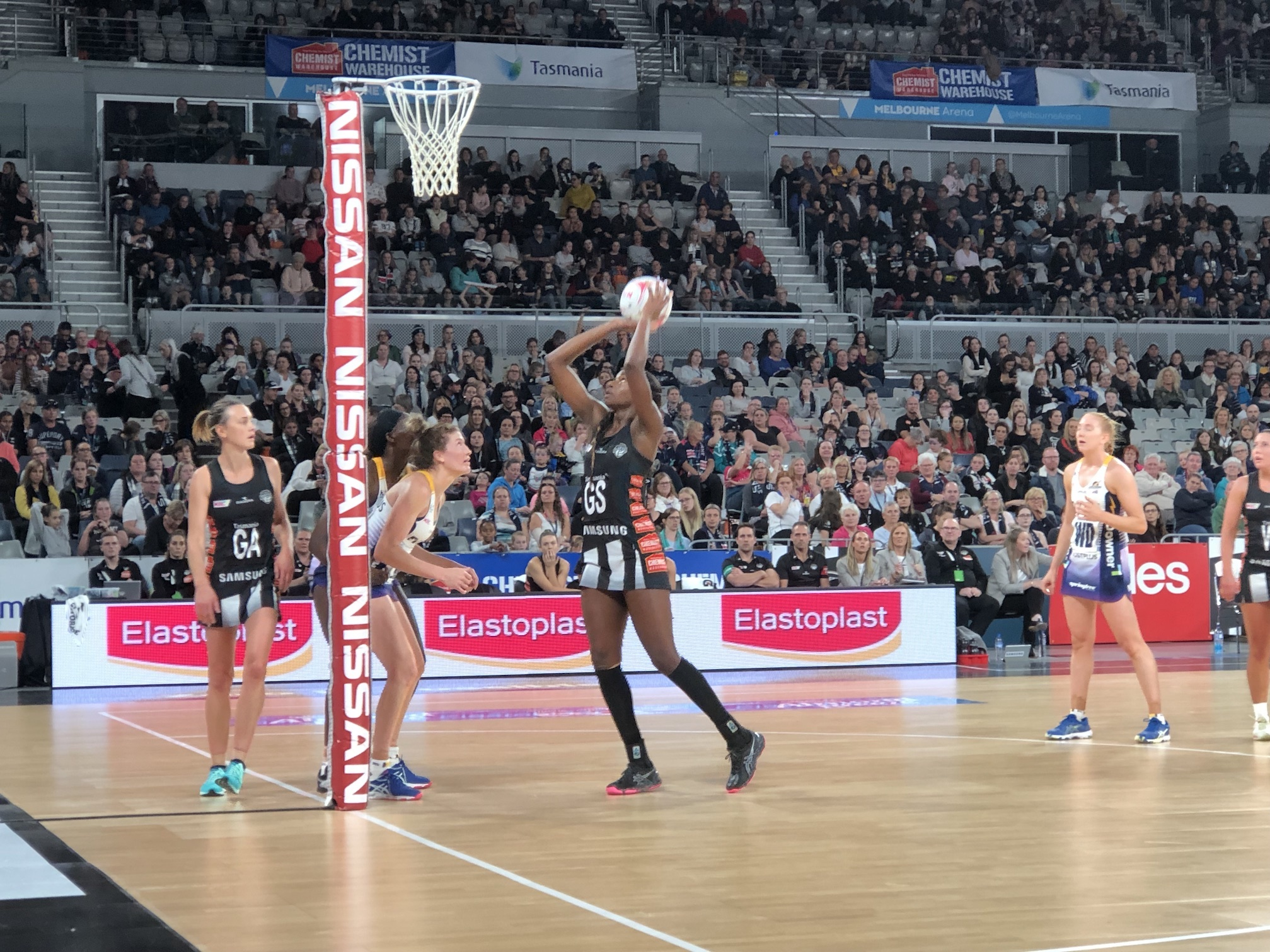 Is Suncorp Super Netball benching other leagues?